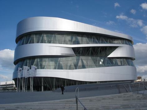 Mercedes-Benz-Museum Stuttgart