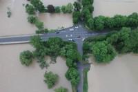 Donau-Hochwasser 2013, Foto: Marco Kaschuba