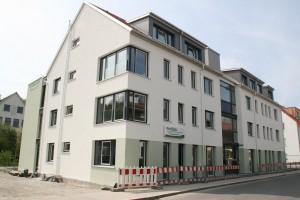 Das erste Objekt der Bürger-AG: In Tübingen fanden über 30 Menschen ein neues Zuhause. Foto: nestbau AG