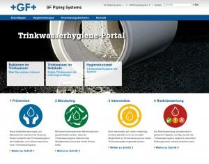 Startseite Trinkwasserportal