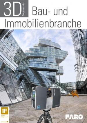 Titelbild 3D in Bau- und Immobilienbranche
