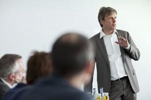 Martin Prösler at a workshop